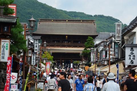 2017年の夏休みの国内旅行は善光寺がオススメ!さわやか信州を満喫する方法!